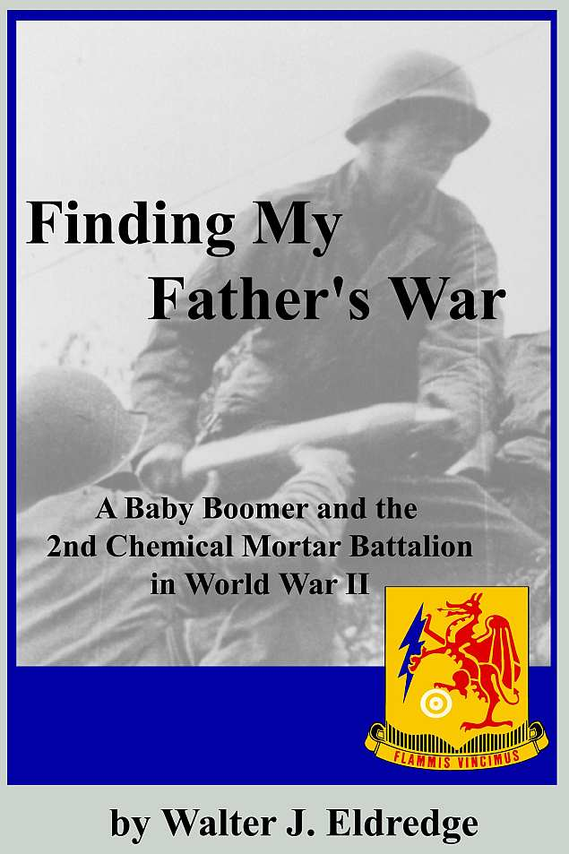 Finding My father's War Cover