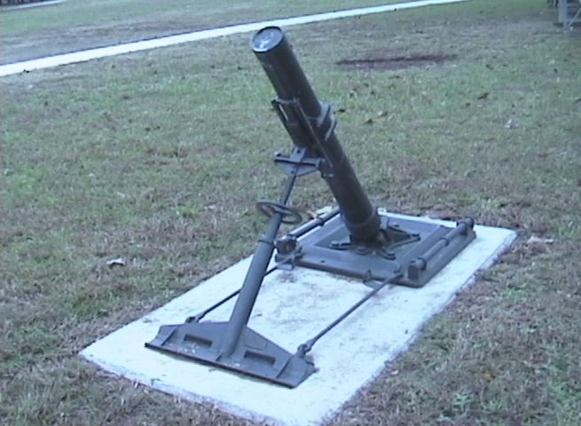 M2A1 4.2-inch Chemical Mortar